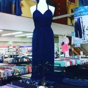 La robe bleue du magasin ♥