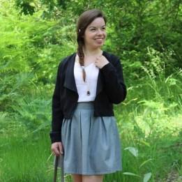 Ma veste Lupin est sur le blog