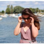 Ma robe Camilla est sur le blog !