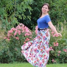Ma jupe de princesse ♥