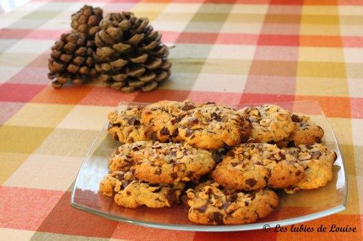 recette cookies chocolat noisettes - Les lubies de Louise (1 sur 5)