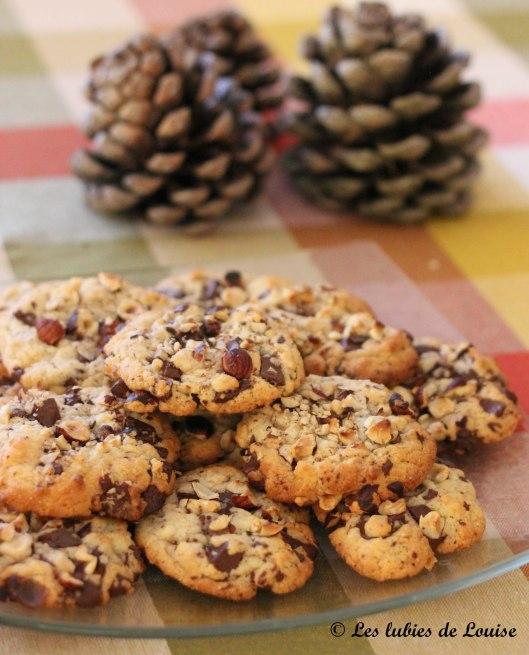 recette cookies chocolat noisettes - Les lubies de Louise (5 sur 5)