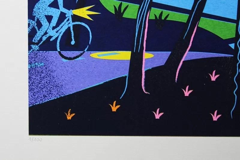 Cyclocolor 1/100 - Alexandre Clérisse