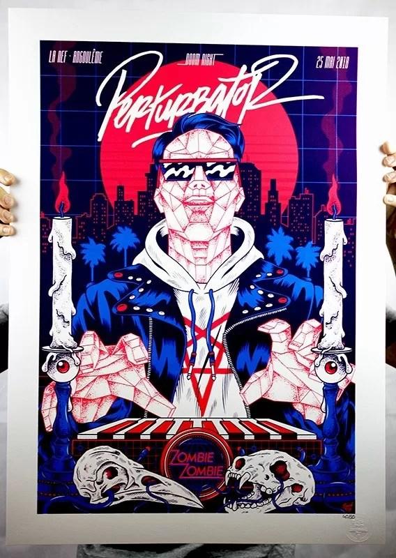 Perturbator - Freak City