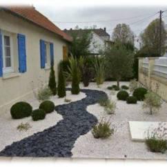 création jardin rouen les mains vertes
