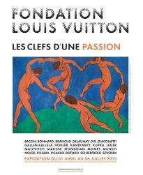 Les Clefs d'une Passion @ Fondation LV