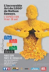 L'Art du Lego @ Porte de Versailles