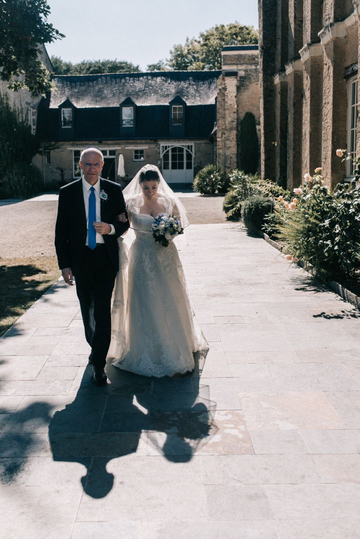 Mariage manoir de la jahotiere Nantes