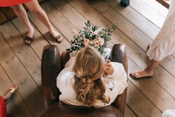 Mariage bohème-chic en Anjou - préparatifs