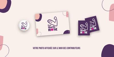 Pack n°3 - Financement participatif des Marie Rose