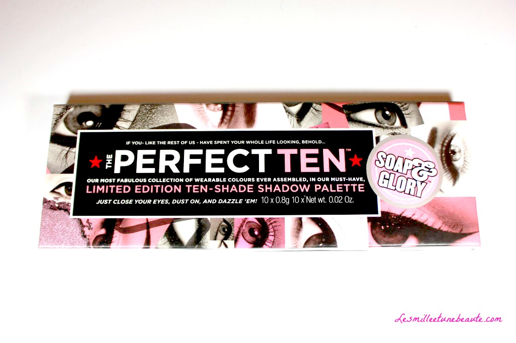 LA PERFECT TEN ™ Soap and Glory