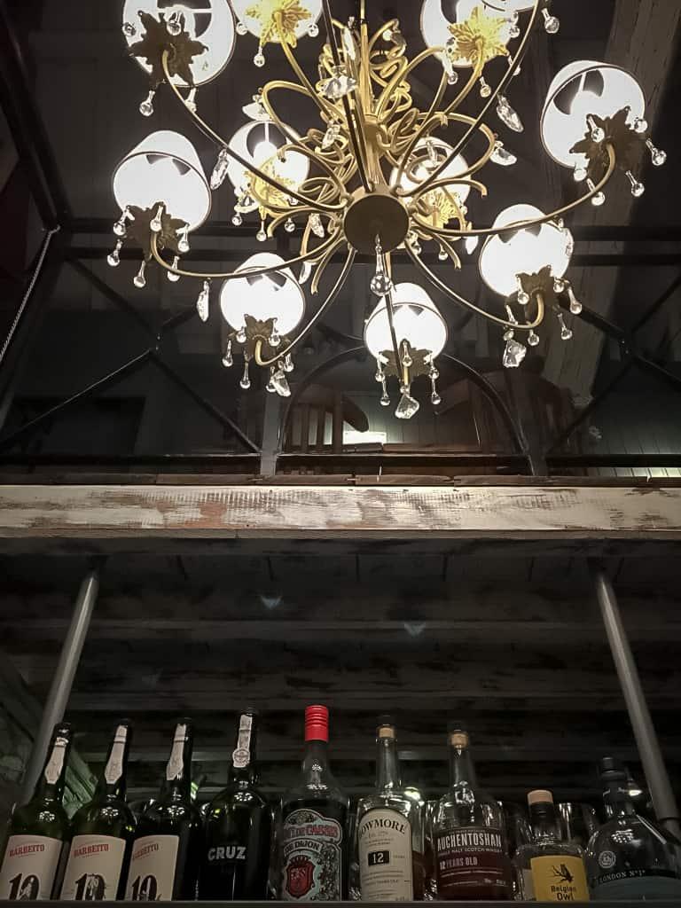 lustre-decoration-lumière-soirée