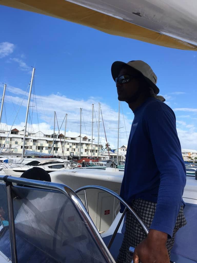 marina-catamaran-guadeloupe-caraibes-ile-petite terre-equipage