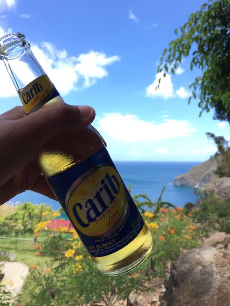 jardin-botanique-nature-fleur-caraibes-guadeloupe-basse terre-vue panoramique-boisson-biere