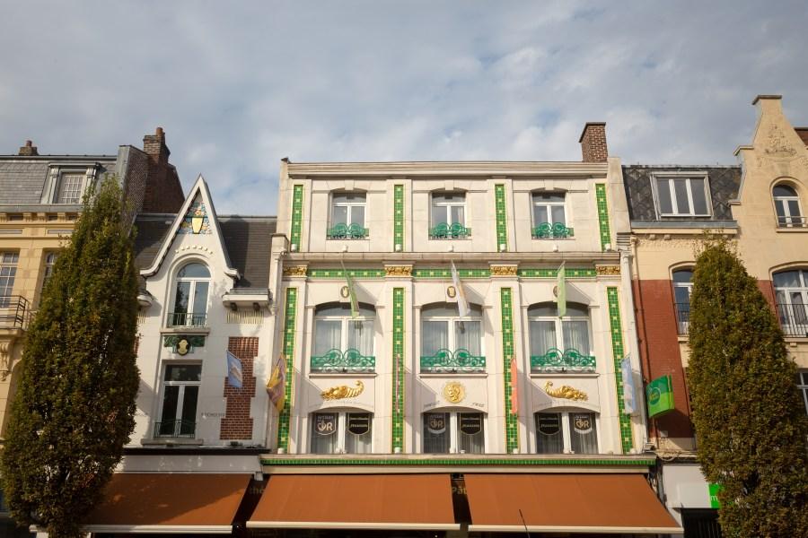 blogtrip-enfranceaussi-enfrancealens-lens-art deco-centre ville-façade