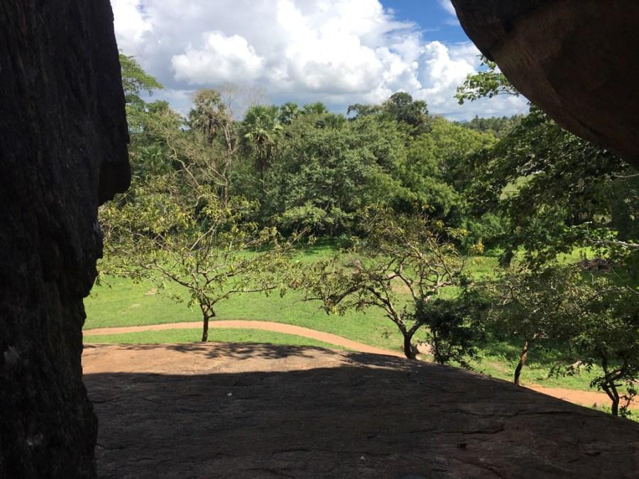En pleine nature au Sri Lanka