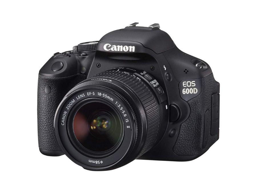 Reflex numérique canon 600D