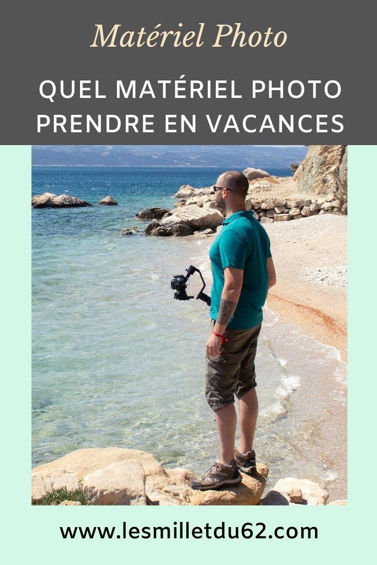 Epingle Pinterest sur le matériel photo en vacances