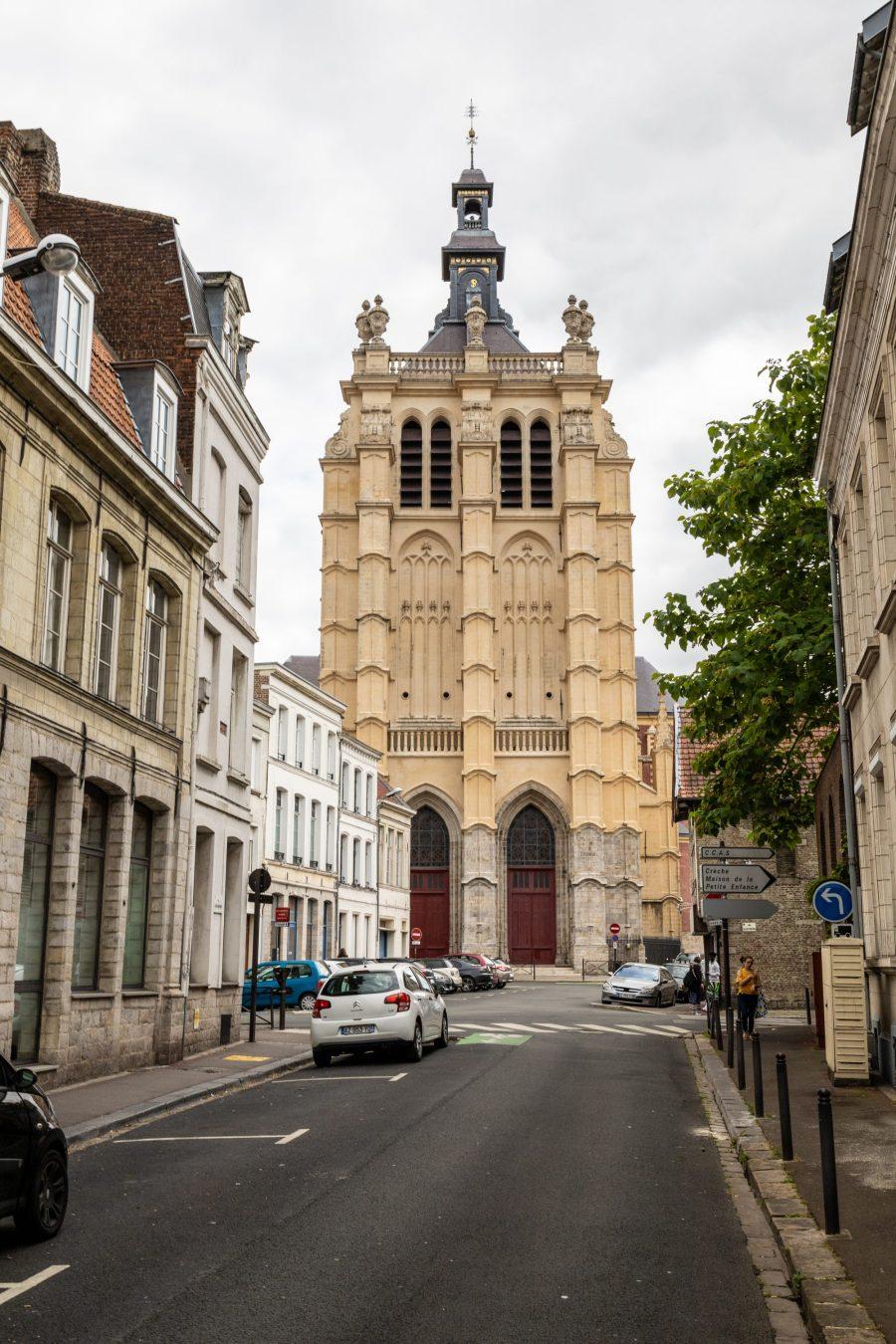 Dans les rues de Douai