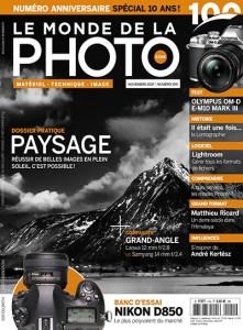 Magazine le monde de la photographie