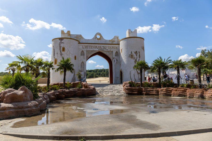 Ambiance mexicaine à la Mer de Sable