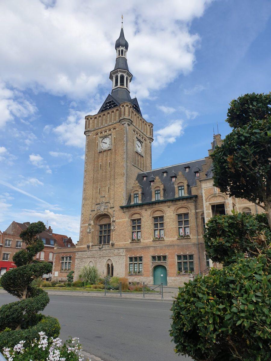Beffroi de Bailleul en Flandre