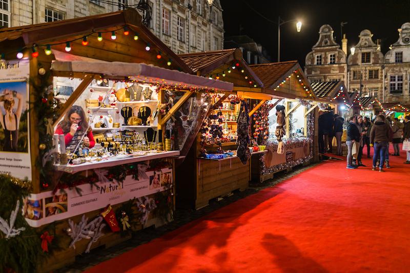 Marché de Noël Arras