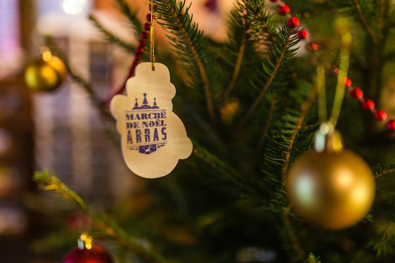 Sapin de Noël d'Arras