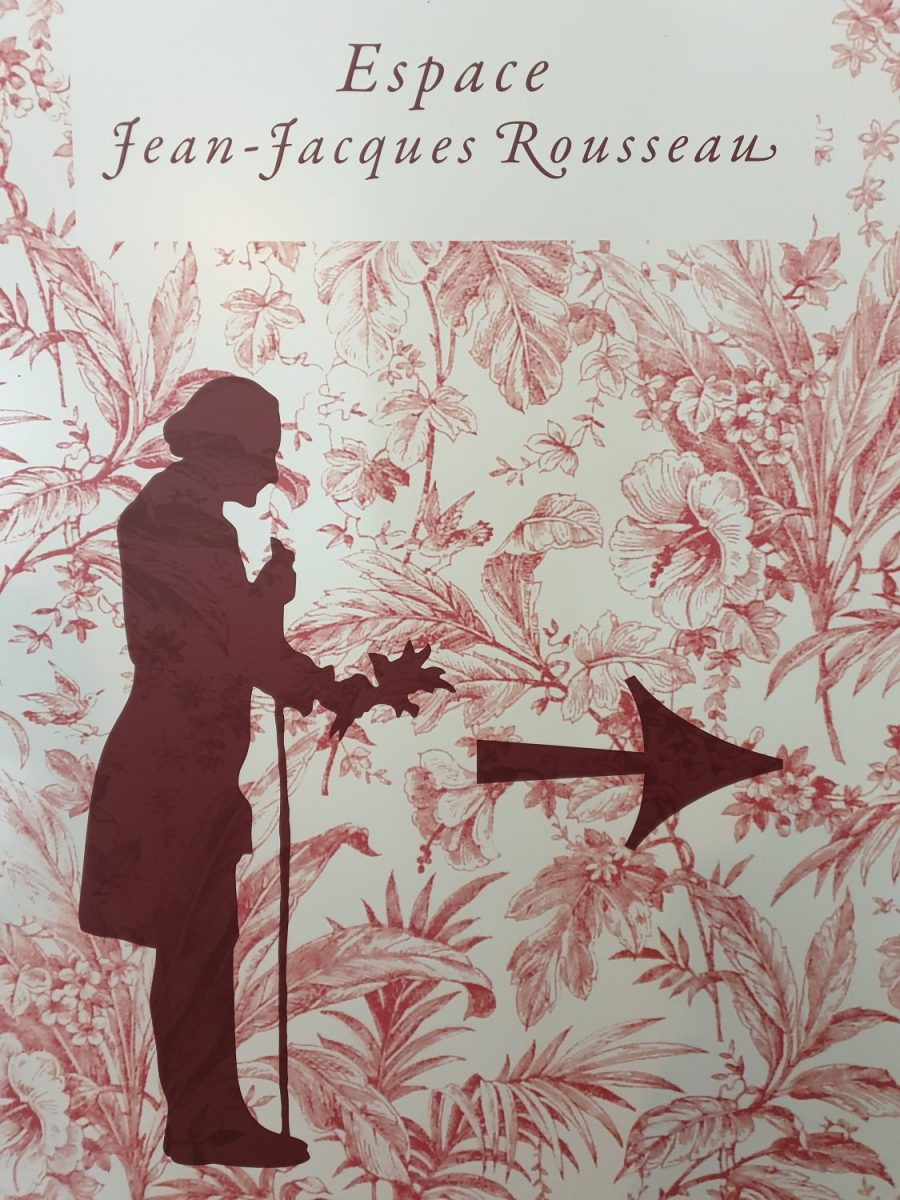 Jean Jacques Rousseau au musée de Chaalis
