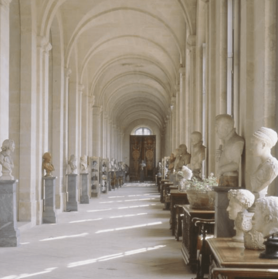 Oeuvres d'art du musée de chaalis