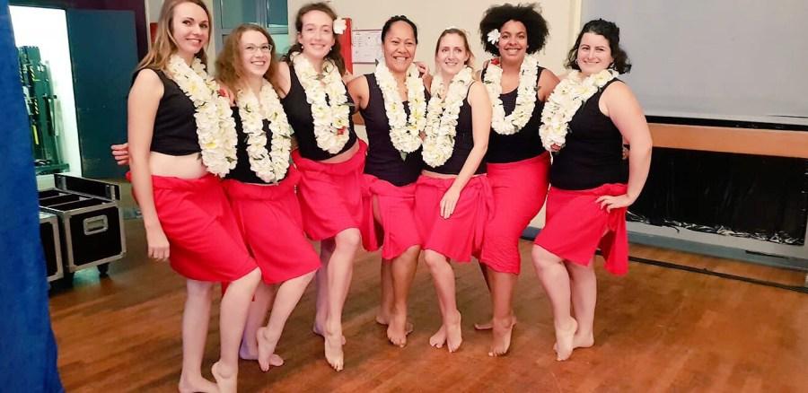 Danse Polynésienne à Lille