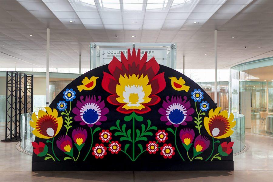 Exposition sur la Pologne au musée du Louvre Lens