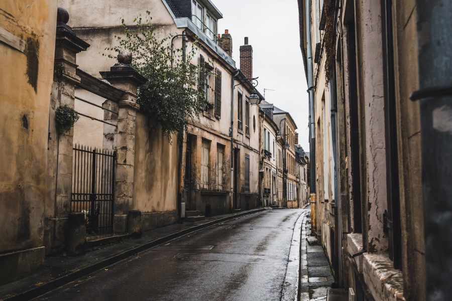 Flâner dans les rues de Laon