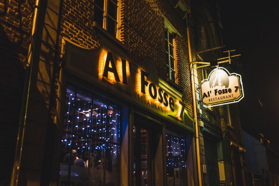 Restaurant Al Fosse 7 à Avion
