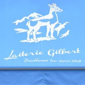 laiterie gilbert grneoble
