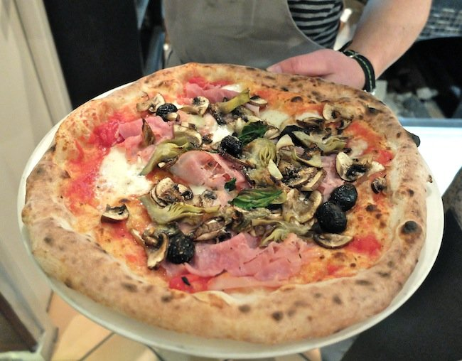 pizza toscana grenoble