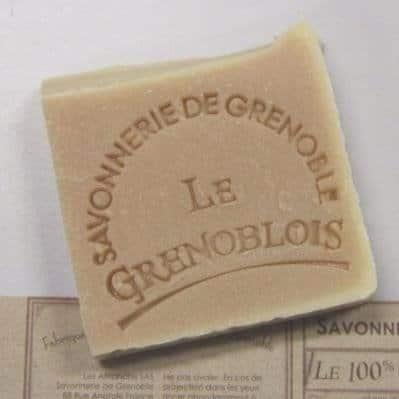 savon bio Le Grenoblois-les affranchis savonnerie grenoble carre