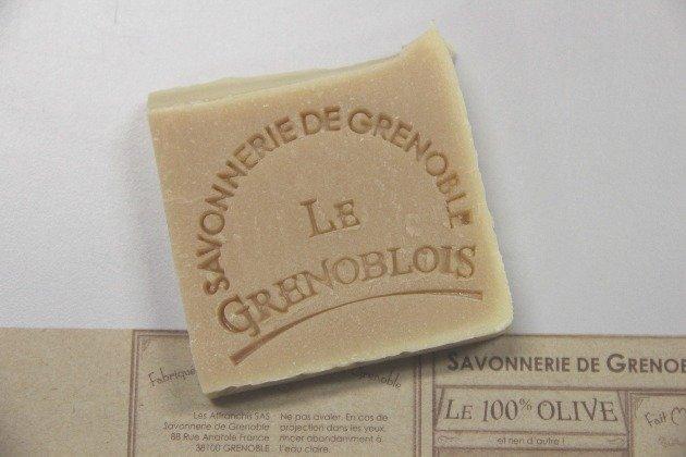 savon bio Le Grenoblois-les affranchis savonnerie grenoble