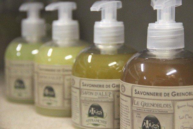 savon d'alep grenoble