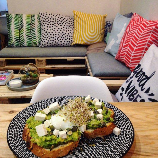 Kai-Iwi Café une