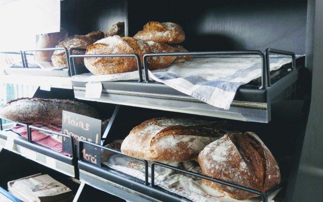le pain frais chez l'éléfàn à Grenoble