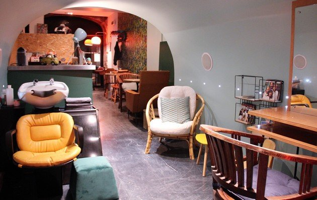 Salon Coiffure Grenoble Retro Chic