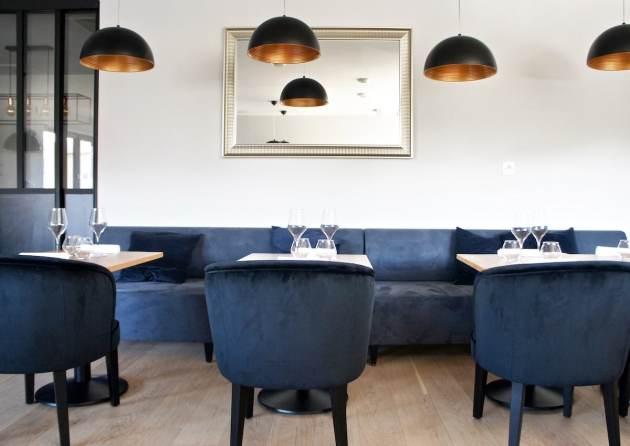 Maison Badine restaurant gastronomique grenoble