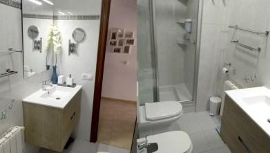 Les Moreres de Sitges. Baño 1