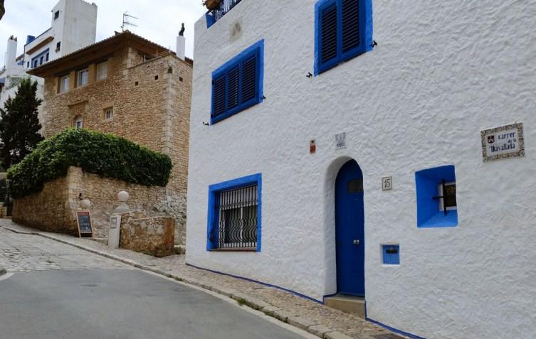 Casco viejo de Sitges