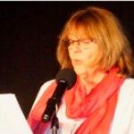 Anne Lectrice de l'association les mots à la bouche