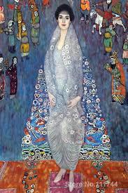 Gustav Klimt - Portrait de la baronne Bachofen-Ech