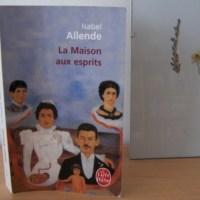 La maison aux esprits - Isabel Allende