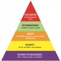 La pyramide des besoins humains - Caroline Solé