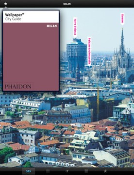 Wallpaper* City Guide Milan pour iPad